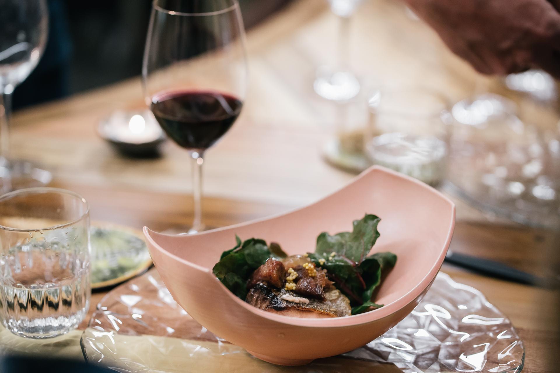 mesa del chef sevilla