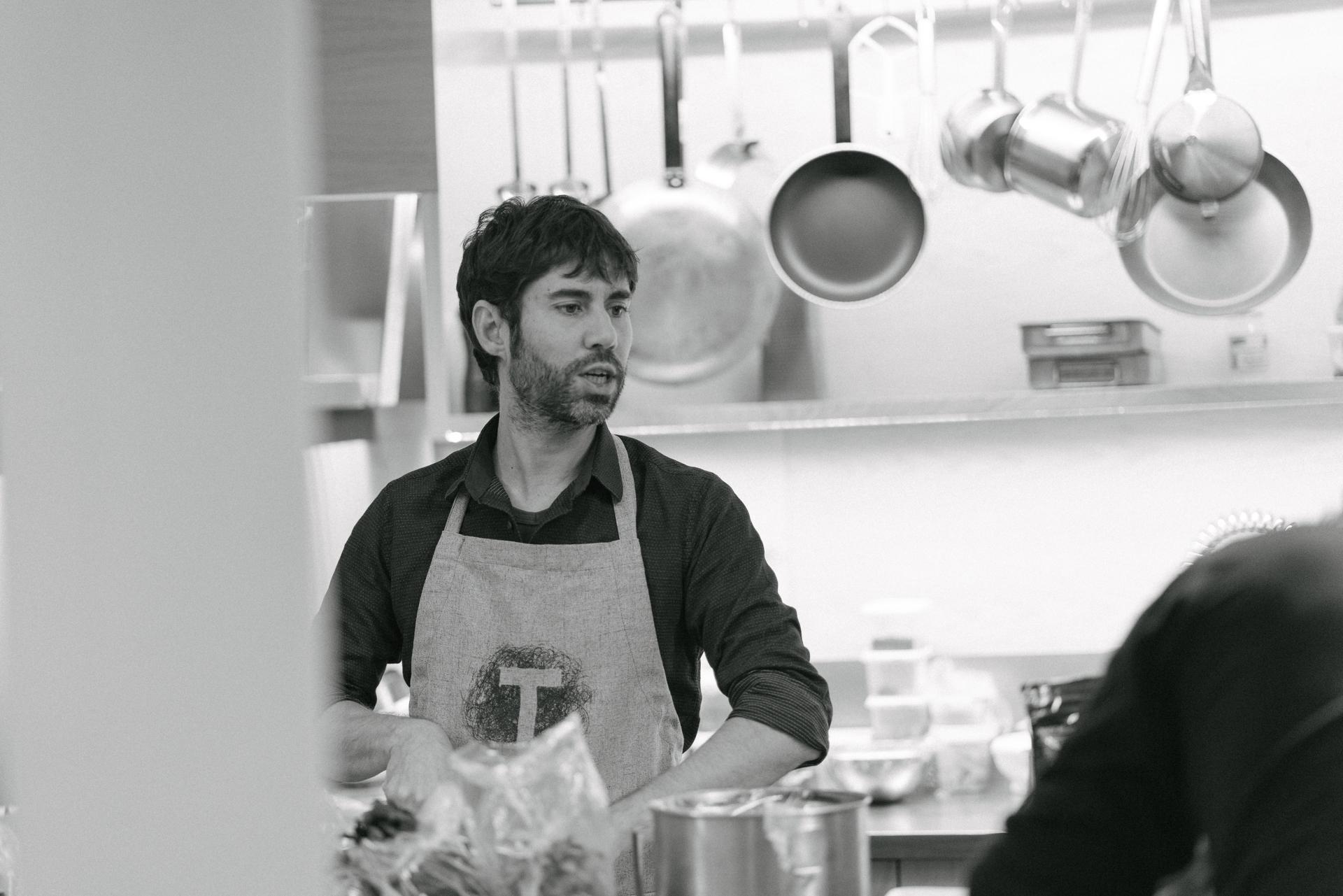 curso cocinar el foie