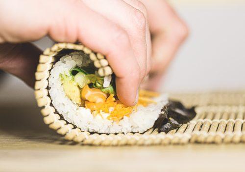 taller sushi sevilla